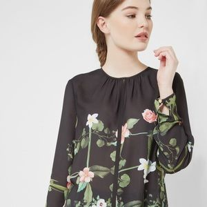 Ted Baker Floral Top